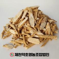 국산 황기(절) 500g