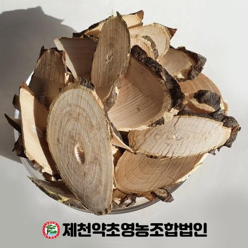 국산 해동목 엄나무 500g